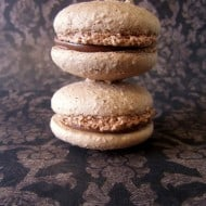 Foolproof Chocolate Espresso Macarons