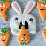 Killer Bunny Cookies