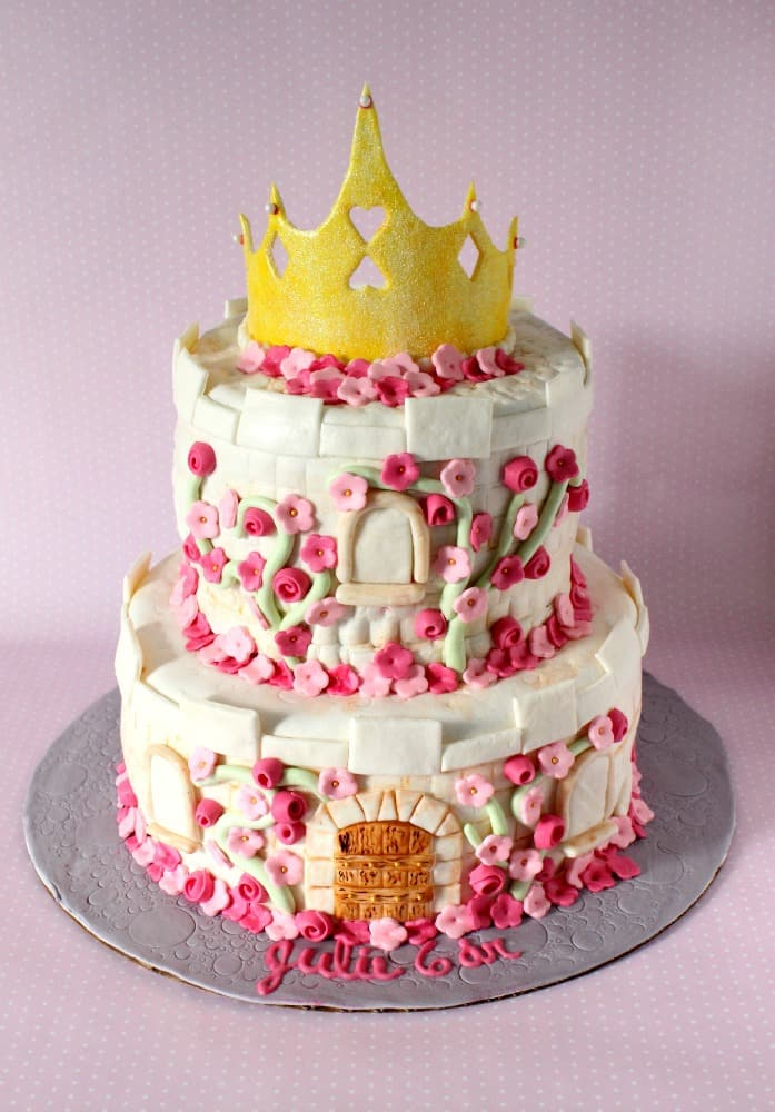 fondant princess crown tutorial