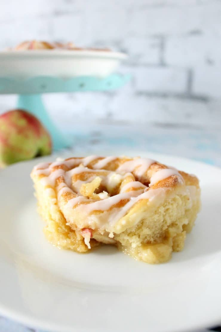 Cinnamon Apple Sweet Rolls Recipes — Dishmaps