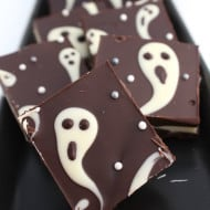Ghastly Candy Bark