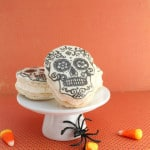 Day of the Dead Macarons