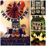 Halloween Treat Table Roundup!