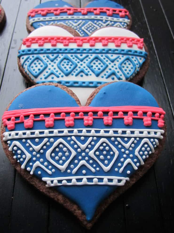 Norwegian Marius cookies