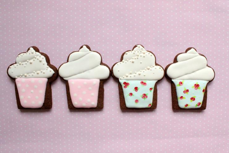 cupcake cookie tutorial