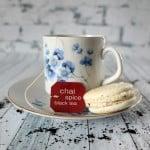 Chai Tea Macarons
