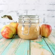 Homemade Apple Sauce