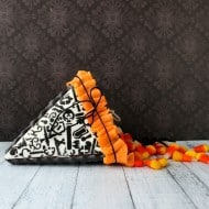 Halloween Cookie Favor Cones