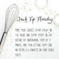 Quick Tip Thursday #1!