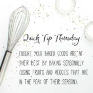 Quick Tip Thursday #5!