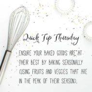Quick Tip Thursday #5!
