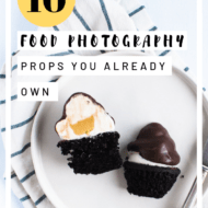 10 Props for Food Photography You Already Own
