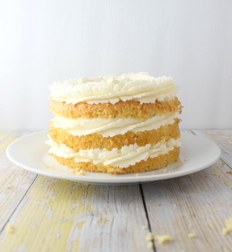 Tomboy cake