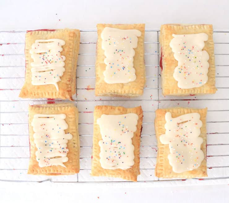 puff pastry pop tarts