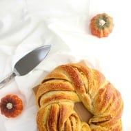 Braided Pumpkin Bread