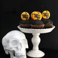 Headless Horseman Cupcakes