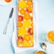 Mimosa Tart